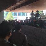 Buruh Pelabuhan Kendari Protes Kebijakan KSOP