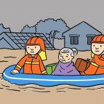 Tips Menghadapi Bencana Alam