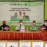 Wali Kota Kendari Puji Prestasi Yayasan Ummusshabri