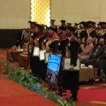 437 Mahasiswa Unsultra Diwisuda