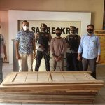 Polres Kendari Tangkap Pelaku Pencurian 27 Daun Pintu