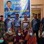 Reses di Wowamggu, Samsuddin Rahim Diminta Bantu Perbaikan Infrastruktur