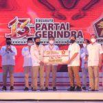 Gerindra Sultra Bagikan 13.000 Paket Sembako