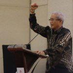 Wakil Gubernur (Wagub) Sulawesi Tenggara (Sultra) Lukman Abunawas