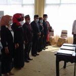 Wali Kota Kendari Lantik 64 Kepala Sekolah dan Pengawas