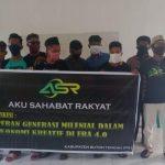 ASR Buteng Ajak Pemuda Se-Kampung Berpikir Ekonomi Kreatif