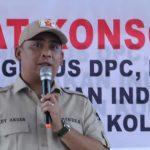 Ketua Gerindra Sultra Pastikan Dukung Asli di Pilwali