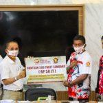 DPD Gerindra Sultra Salurkan Belasan Ribu Paket Sembako Untuk Kader