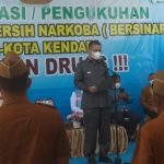 Berantas Narkoba, Pemkot Deklarasikan Kelurahan Bersinar