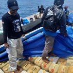 Ditpolairud Amankan Kapal Pengangkut Minyak Tanah Ilegal