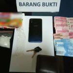 Ditresnarkoba Polda Sultra Bekuk Pengedar Sabu di Kadia