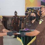 Lima Pejabat di Kejati Sultra Berganti
