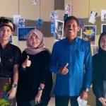 Mahasiswa Fisip UHO Gelar Pameran Visual Fotografi