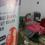 Jelang Ramadan Perusahaan dan Komunitas di Kendari Gelar Donor Darah