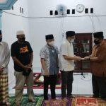 Dorong Perbaikan Masjid At-Taqwa, ASLI Kendari Beri Bantuan