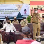 Sulkarnain Kadir, Salurkan ZIS kepada 55 Pelaku UMKM di Kelurahan Mata