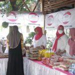 Yayasan Argadia Gelar Sembako Murah di Butur