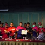 ISSI Sultra Lepas Muhammad Ridwan ke Pelatnas