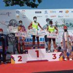 Atlet yang Disponsori ASR Juara 5 di Kejuaraan Triathlon