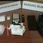 Polda Sultra Bekuk Pemuda Pengedar Narkotika di Poasia