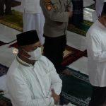 Wali Kota Sholat Id di Masjid Citra Land