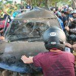 Kecelakaan Tunggal Menyebabakan 5 Mahasiswa Uho Meninggal Dunia