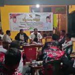 Gerindra Kendari Siap Perjuangkan Asprirasi Masyarakat Jalan Abadi