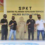 Polisi Tangkap, Salah Satu Kadis di Butur
