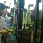 Andi Sumangerukka Resmikan Masjid Nur Rachmat Hamid Konawe