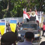 Geram Kepton Gelar Aksi Damai, Tuntut Janji Gubernur Bentuk Provinsi Kepton