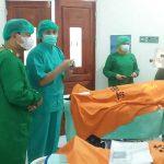Bupati Butur Apresiasi Pelaksanaan Operasi Katarak Gratis di RSUD