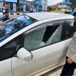 Pecahkan Kaca, Barang di Mobil Habis Digondol Maling