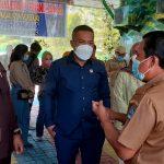 DPRD Himbau Seluruh Elemen di Sekolah Jalani Vaksinasi