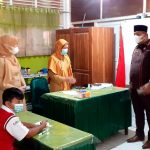 DPRD Tinjau Pelaksanaan Ujian Semsester Sekolah di Kota Kendari