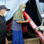Korban Banjir Wanggu Dapat Bantuan Presiden