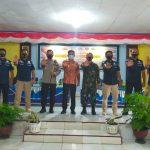 Polres Konsel Launching Kampung Tangguh Anti Norkoba
