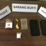 Dua Pria Pengedar Narkotika di Andounohu Ditangkap