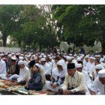 Sholat Idul Adha di Baubau Boleh Dilaksanakan, Ini Syaratnya