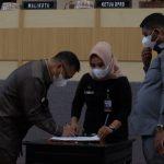 DPRD Kota Kendari Setujui KUPA Perubahan 2021