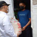 28.364 KPM di Kendari dapat Bantuan Beras PPKM