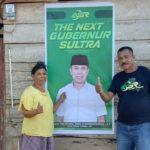 Gerindra Buton Selatan Gencar Sosialisasikan Andi Sumangerukka