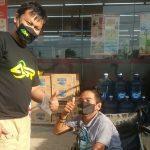 Relawan ASR Konsel Sosialisasikan Prokes Covid 19