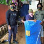 ASR Kendari Berikan Bantuan ke Korban Longsor di Watu-Watu