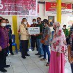 Pemkot Serahkan Dana Stimulan Perbaikan RTLH