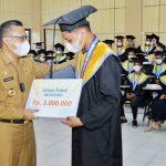 Wali Kota Berharap Alumni FEB UHO Bisa Terapkan Ilmunya