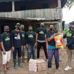 Relawan ASR Koltim Bergerak Bantu Korban Banjir Desa Tawarombadaka