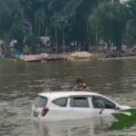 Penumpang Mobil yang Tenggelam di Sungai Konaweha Ditemukan Meninggal