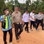 Identifikasi Masalah Lumpur di Titik Perlintasan Jalan, Tim Terpadu Kunjungi 3 Perusahaan Tambang di Kolaka