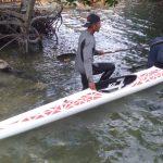 Tim Canoeing Sultra Siap Hadapi Pertandingan