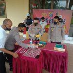 Polisi Tangkap Pengedar Narkoba di Konsel, 61 Gram Sabu Disita
